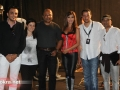 Sony team with Najwa, Mathew, Mohamed, Dominique, clyde and the director waleed nasef