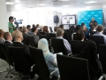 Launch event for Govt of AbuDhabi's Stereo lab.