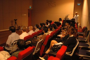 Masterclasses in Stereo 3D (Dubai, Singapore and India)