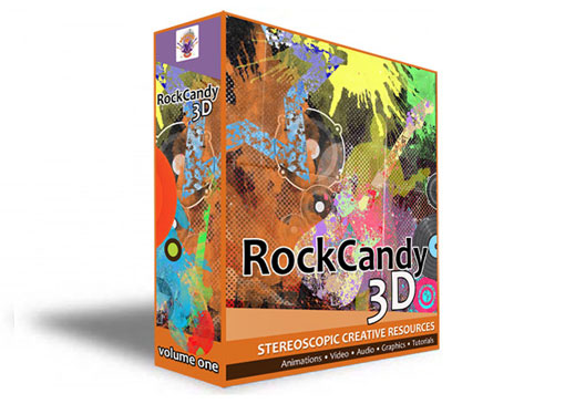 RockCandy 3D – Stereoscopic 3D Stock Clips | RealVision VR