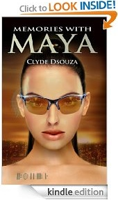 Memories With Maya: a novel