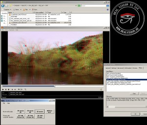 Free Unencrypted 3D movie DCP mastering for Digital Cinema Servers